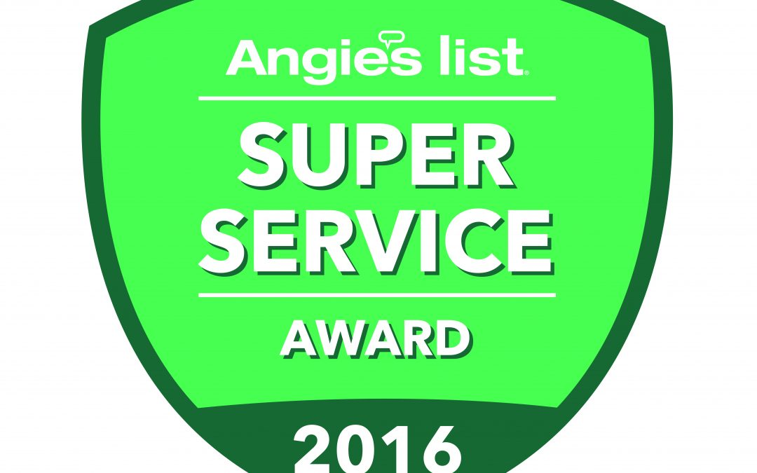Pet Sitting Company Earns Esteemed Angie's List Award 2016